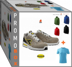 Promo BOX Pantofi Utility DIADORA + Fleece + Tricou