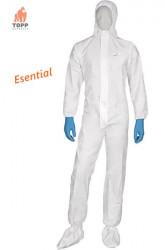 STOC EPUIZAT Combinezon antichimic cu gluga respirabil Esential tip 5 6