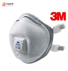 STOC EPUIZAT  Semi masca de protectie FFP2 R D cu carbune activ 3M9926
