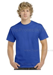 Tricou bumbac de calitate - albastru Royal GI5000
