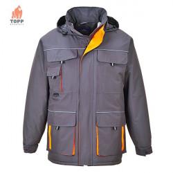 Jacheta de lucru toamna iarna barbati impermeabila Ripstop asortata TEXO