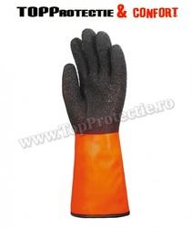Manusi de protectie rezistente la subtante chimice si frig,captuseala termoizolanta