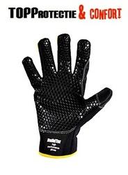 Manusi protectie confortabile, strat superior din silicon, aplicat in palma