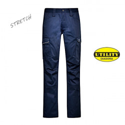 Pantaloni lucru DIADORA Staff Stretch Utility