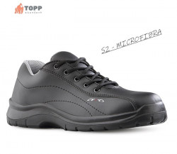 Pantofi de protectie S2 flexibil usor microfibra