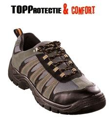 Pantofi protectie de lucru S1P rezistenti si moderni