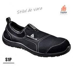 Pantofi protectie usori cu bombeu de vara S1P Miami