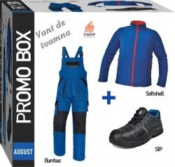 PROMO BOX Echipamente - salopeta / pantofi / jacheta