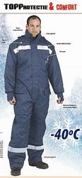 Combinezon salopeta de iarna protectie impotriva frigului pana la -40 grade C