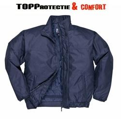 Jacheta impermeabila, rezistenta la vant