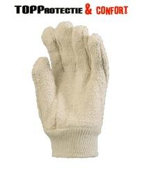Manusi textile termorezistente, bumbac 100%