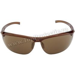 Ochelari de protectie antizgariere si antiaburire 3M, protectie mecanica si UV
