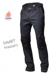 Pantaloni lucru Smart Move gri