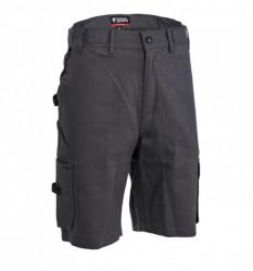 Pantaloni scurti Commander confortabili- gri