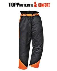 Pantaloni talie de lucru antitaiere forestier