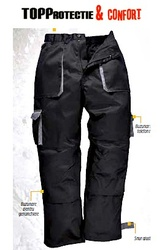 Pantaloni talie salopeta lucru iarna