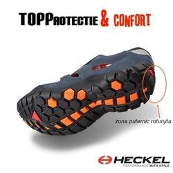 Pantofi de protectie Heckel MacAir