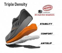 Pantofi protectie technologia 3Run vara