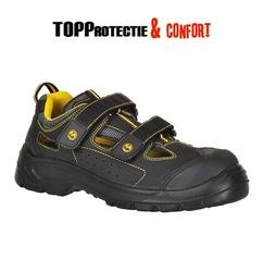 Sandale de protectie ESD TAGUS S1P, nemetalice, durabile si respirabile