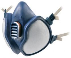 Semimasca 3M 4000 compacta particule vapori