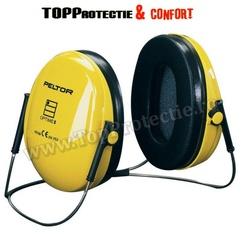 Antifoane externe galbene,utilizabile cu masca de sudura sau casca de protectie,3M PELTOR