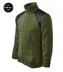 Fleece Military verde