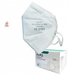 Masca protectie FFP2 N95 import