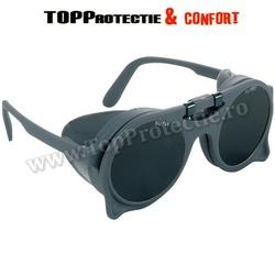 Ochelari de protectie sudura si cu lentila dubla incolor