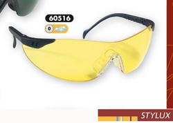 Ochelari protectie Stylux galben