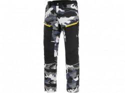 Pantaloni foarte usori camuflaj alb-gri
