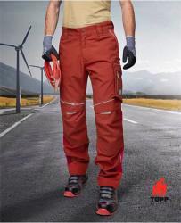 Pantaloni lucru profesional ergonomic Urban Bordo