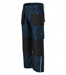 Pantaloni salopeta de lucru bumbac Explorer 1