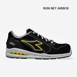 Pantofi de protectie DIADORA RUN NET S3 BLACK