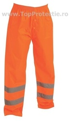 Salopeta de lucru impermeabila Gordon pantaloni Orange