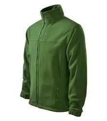 Jacheta fleece Unisex verde
