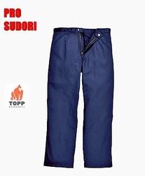 Pantalon pentru costum salopeta ignifuga sudor