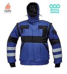 Jacheta iarna Max Reflex albastru regal