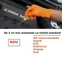 Auto service constructii - Manusi de 3 ori mai rezistente set de 100