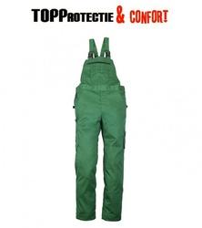 Costum salopeta cu pieptar, economic Coverguard