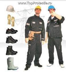 Echipamente de protectie electricieni - manusi electroizolatoare diverse modele