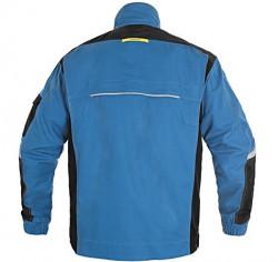 Jacheta lucru tercpt Stretch albastru