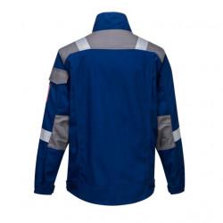 Jacheta Multinorm antistatic, ignifuga, antiacid pentru statii carburanti