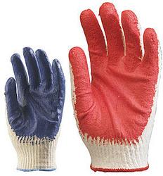 Manusi tricot fir dublu impregnat cu latex
