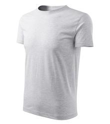 Noul Tricou Clasic din bumbac foarte subtire 145-160 gr