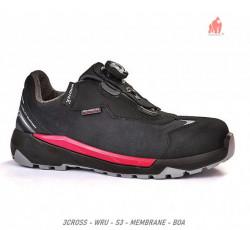 Pantofi protectie S3 Tehnologie 3CROSS BOA - termoizolatie talpa