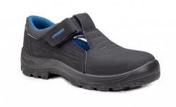 Sandale de protectie BONO S1 piele nubuk moale