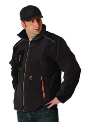 Geaca fleece Emerton groasa