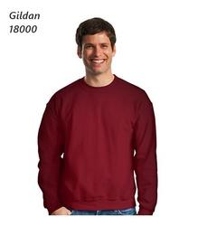 Bluza maneci lungi Gildan 18000 Unisex
