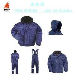 Geaca de lucru iarna groasa Echipamente protectie Frig *** -40