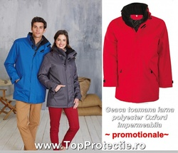 Jacheta de iarna clasica excelenta pentru personalizare imprimare Rosie Kariban